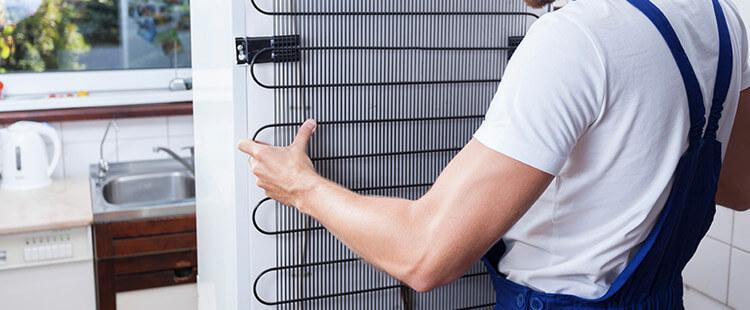 buzdolabı servis aşamaları