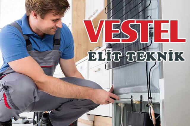 Vestel Buzdolabı Servisi